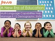 Multi-Language Capabilities Help Manage K-12 Demographic Shifts