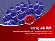 About Hearing Aids | Center for Hearing Aids | Buy Hearing Aids Online