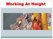 6 Working At Height