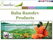 Baba Ramdev Products