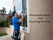 Glass Replacement and Repairing Services