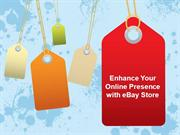 Enhance Your Online Presence with eBay Product Listing Services