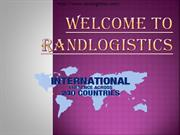RANDlogistics Courier Delivery Services in more than 240 countries