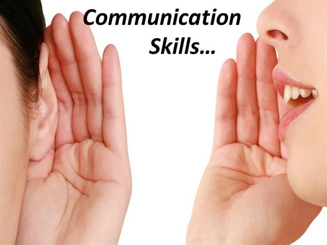 Communication Skills  Basics On How To Give Presentation