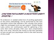 Same Day Installment Loans At Your Door Fast Approval