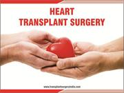 Heart transplant surgery in Delhi