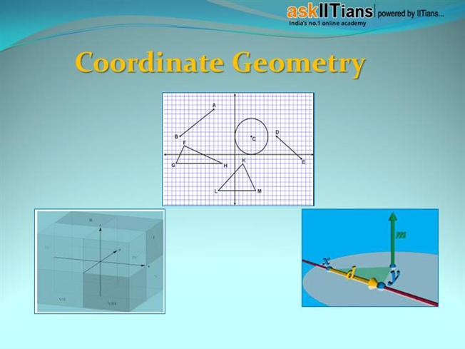 Iit jee coordinate geometry preparation tips askiitians iit jee coordinate geometry preparation tips askiitians authorstream ccuart Images