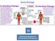 gene therapy