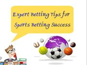 Expert Betting Tips for Sports Betting Success