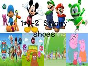 1+1=2 Stinky shoes