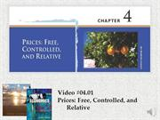 #04.01 -- Prices Free, Controlled, and Relative (5.42)