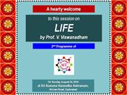 2014Aug24 - Life [V - R3] - We Empower