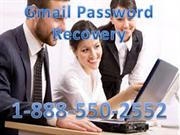 1-855-550-2552 Gmail Password Recovery Number