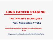 LUNG_CANCER_STAGING_THE_INVASIVE_TECHNIUES