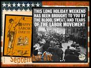 American Labor Day Celebration Through The Years