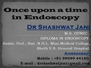 HISTORY OF LAPAROSCOPY BY DR SHASHWAT JANI