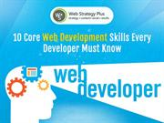 10 Core Web Development Skills Every Developer Must Know