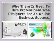Why There Is Need To Hire Professional Web Designers