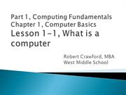 Intro to IT 1-1