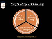 Swift Institute of Pharmacy | Top Pharmacy College in Punjab