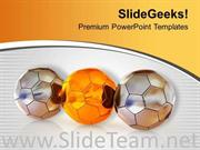 WORLD CUP FOOTBALL POWERPOINT TEMPLATE