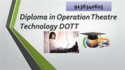9136340625 Distance Learning Diploma in Operation Theatre Technology