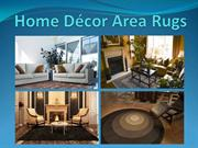 Collection of Modern Area Rugs in different Colors, Types and Shapes