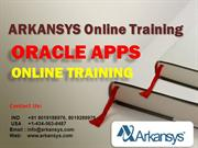 ORACLE APPS  ONLINE TRAINING | ORACLE APPS  | ORACLE Certification