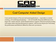 Cad Computer Aided Design