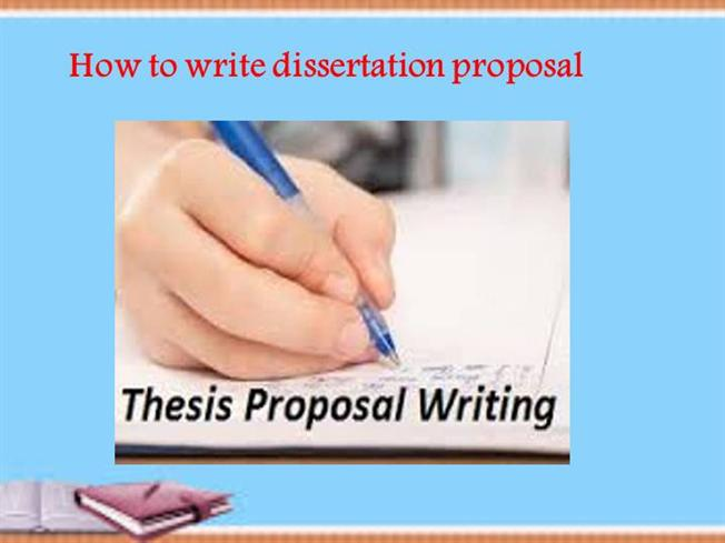 Dissertation Proposal Statement