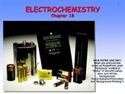 Student Ch 18 Electrochemistry-First
