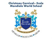 Ecole Mondiale World School - Christmas Carnival