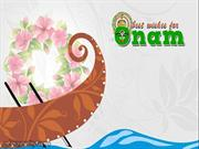 Happy Onam Festival