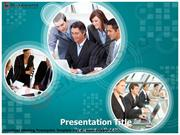 Meeting Powerpoint Template - SlideWorld