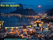 Top 8 Tourist Attractions In Rio