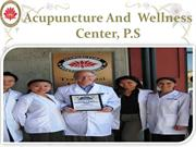Acupuncture & Wellness Center P.S.