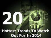 Web Design : 20 Hottest Trends to Watch Out For in 2014