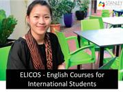 ELICOS - English Courses for International Students