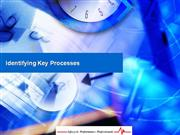 4 Steps for Identifying Key Processes
