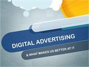 Digital Advertising - Presentation
