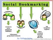 Technology-Social Bookmarking