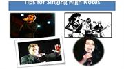 How to Hit High Notes When Singing: Tips for Singing Higher