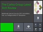 The Corliss Group Latest Tech Review - Bitdefender Internet Security 2