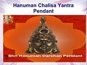 Hanuman Chalisa Yantra To Get Only Sucess