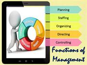 Functions-of-Management-Demo