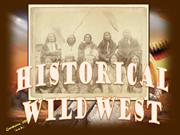 HISTORICAL WILD WEST. Photographer John C.H. Grabill