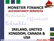 Monster Finance Accountancy Services