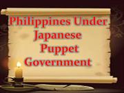 philippines under japanese invadors philippine history