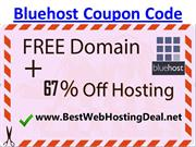 Bluehost Coupon Code 2014