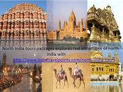 North India tours-Fascianting places of north india